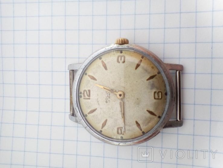 Часы Полет 17 камней мех.2409, фото №2