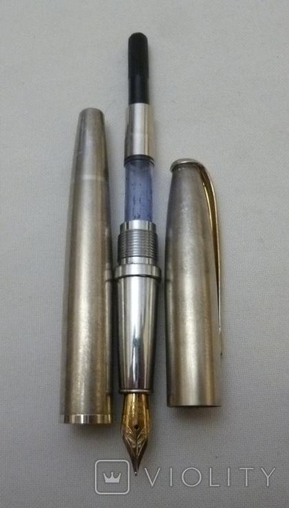 Перьевая ручка Iridium Point. Германия., фото №3