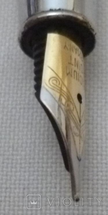 Перьевая ручка Iridium Point. Германия., фото №12