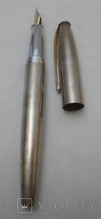 Перьевая ручка Iridium Point. Германия., фото №13