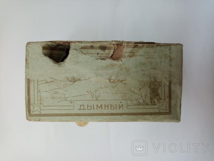 Коробка от дымного пороха ОЛЕНЬ, фото №3