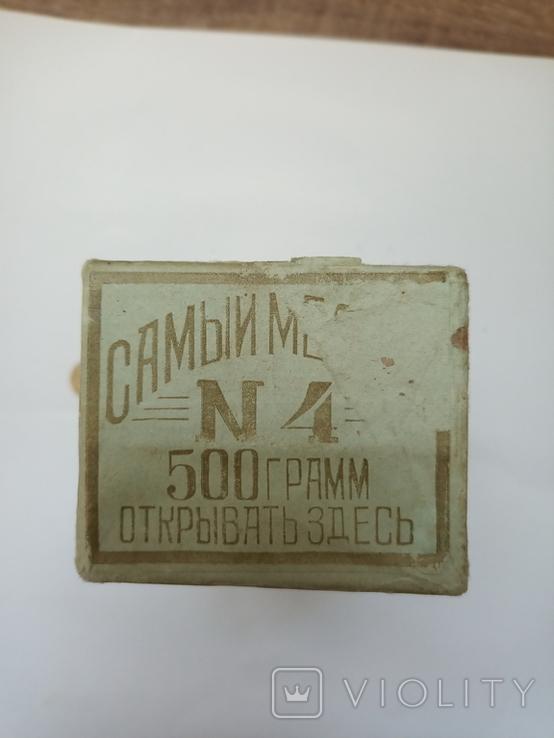 Коробка от дымного пороха ОЛЕНЬ, фото №5