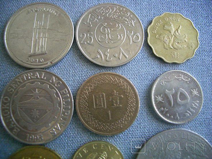 Монеты стран Азии, 9 монет, фото №6