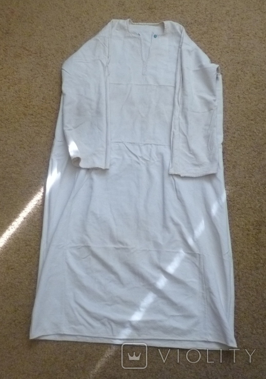 Старые вышитые сорочки 9 шт., фото №3