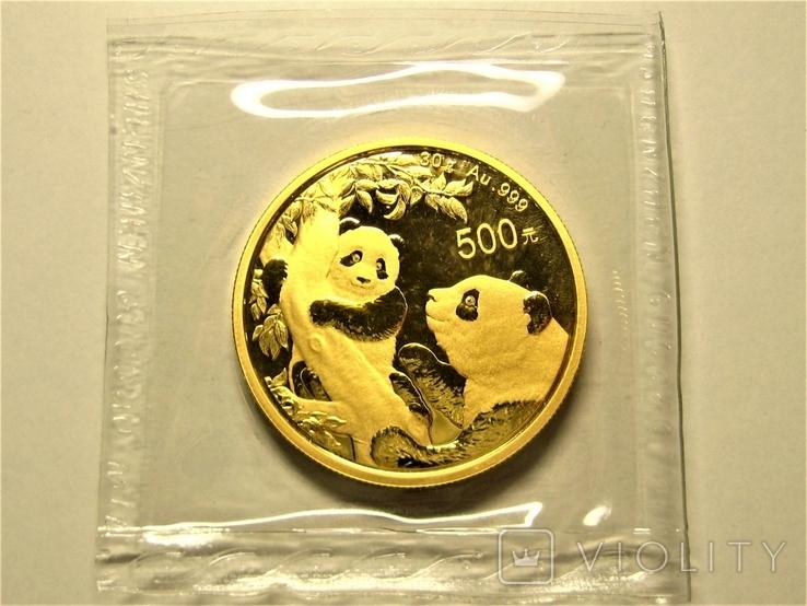 Китай 500 юань 2021 г., фото №3