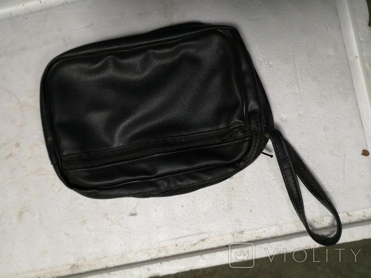 Мужская барсетка сумка СССР, фото №3