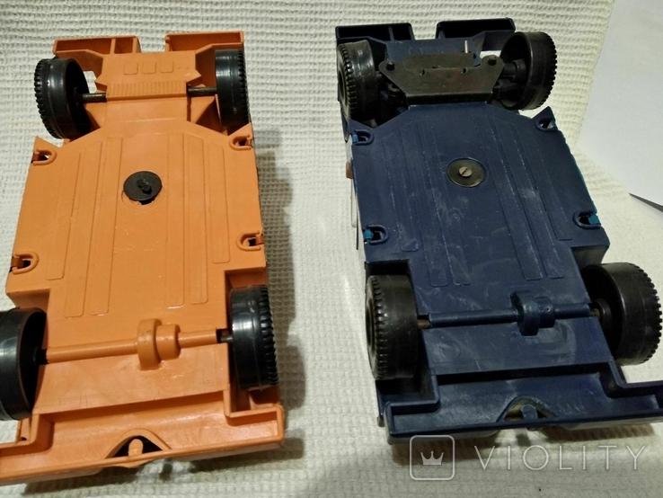 Две машинки, СССР (ОЗИ), одним лотом, фото №5