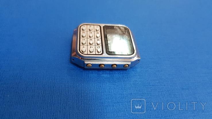 Часы Винтажные ретро Casio CA 851 Japan, фото №4