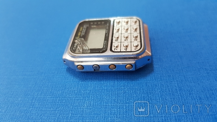 Часы Винтажные ретро Casio CA 851 Japan, фото №5