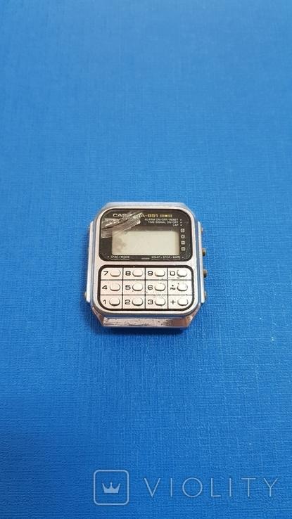 Часы Винтажные ретро Casio CA 851 Japan, фото №6