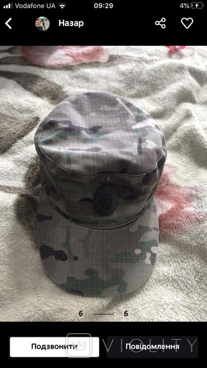 Воєнна військова армійська камуфляж форма, фото №7