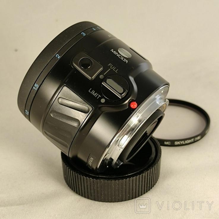 Minolta AF Macro f2.8/50mm(RS)., фото №5