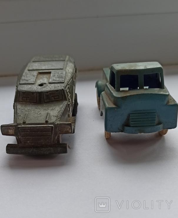 БТР, грузовик одним лотом, фото №2
