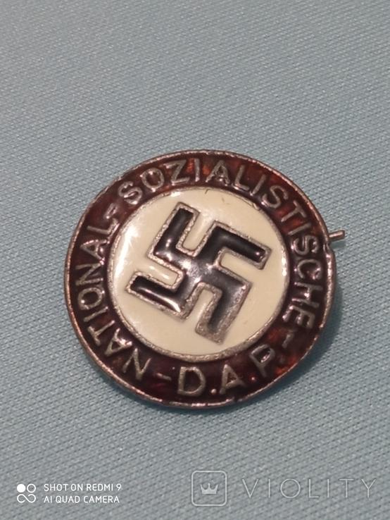 Немецкий знак Свастика ( Копия ), фото №2