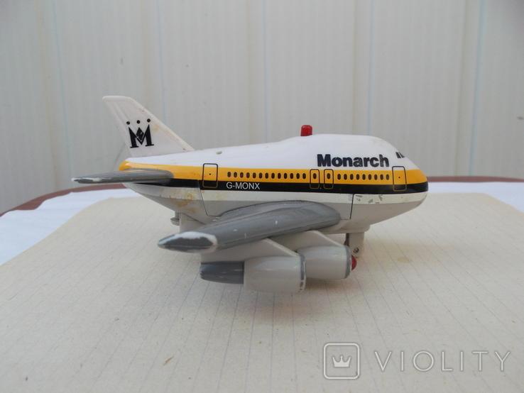 Самолет старый с клеймами ., фото №2