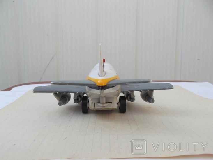 Самолет старый с клеймами ., фото №6