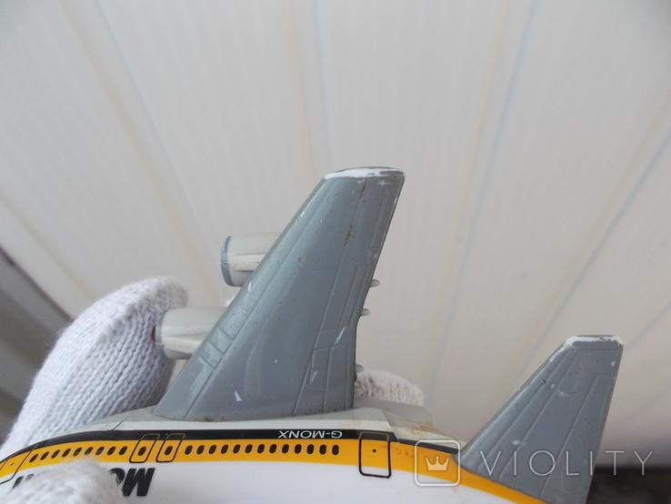 Самолет старый с клеймами ., фото №10