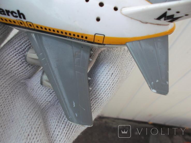 Самолет старый с клеймами ., фото №12