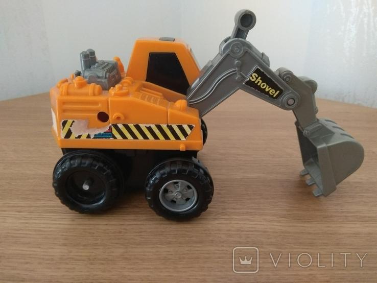 Машини: будівельний транспорт (3 шт.), фото №6