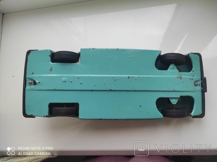 Жестяная машинка СССР, фото №3