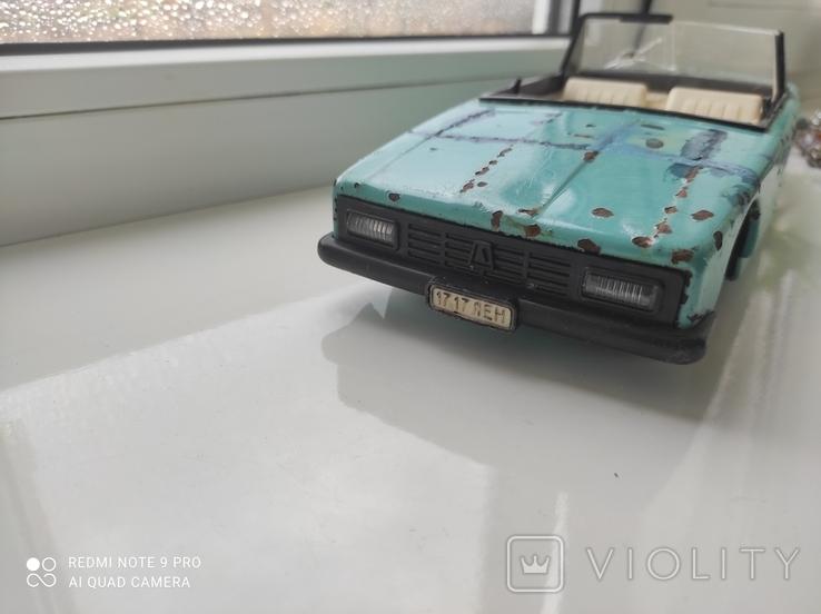 Жестяная машинка СССР, фото №8