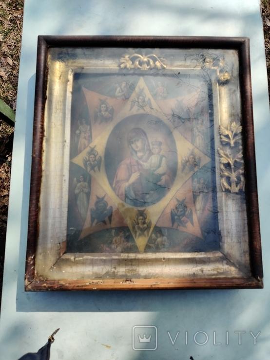 Образ Пресвятой Богородицы Неопалимый Купины, фото №3