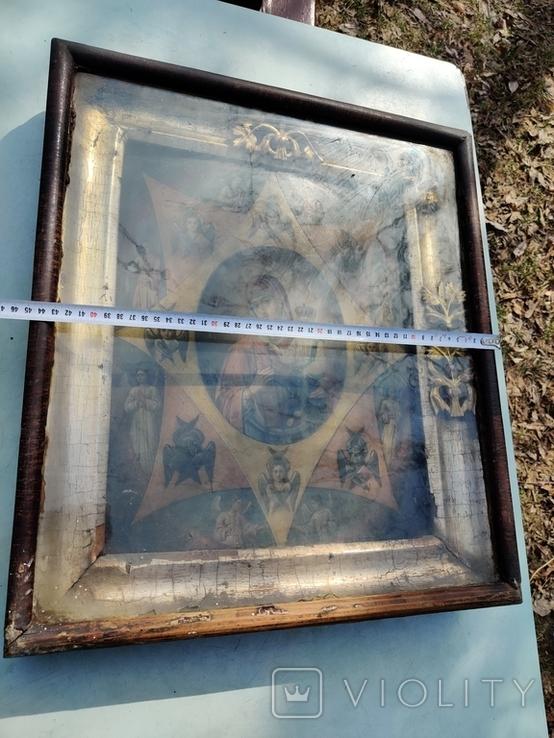 Образ Пресвятой Богородицы Неопалимый Купины, фото №8