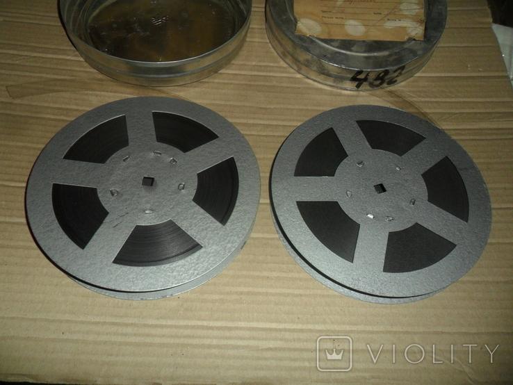 Кинопленка 16 мм 2 шт На родине Тургенева 2 части, фото №5
