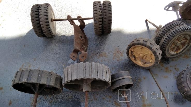 Колеса, фото №6