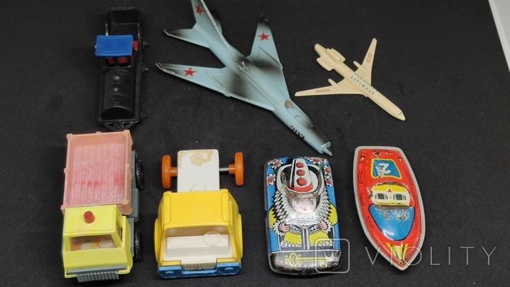 Игрушки СССР разного типа ., фото №2