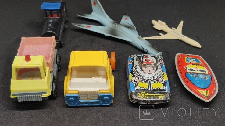 Игрушки СССР разного типа ., фото №4