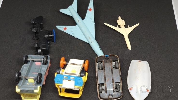 Игрушки СССР разного типа ., фото №6