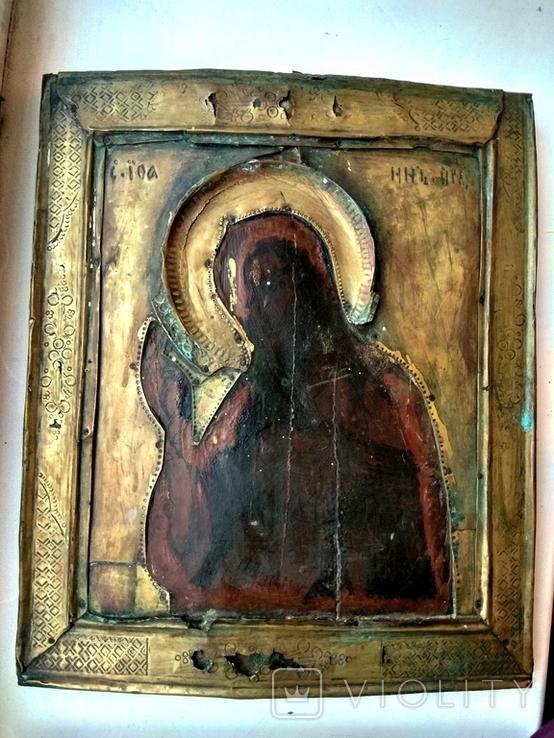 Иоанн Предтеча конец 18 в., фото №2