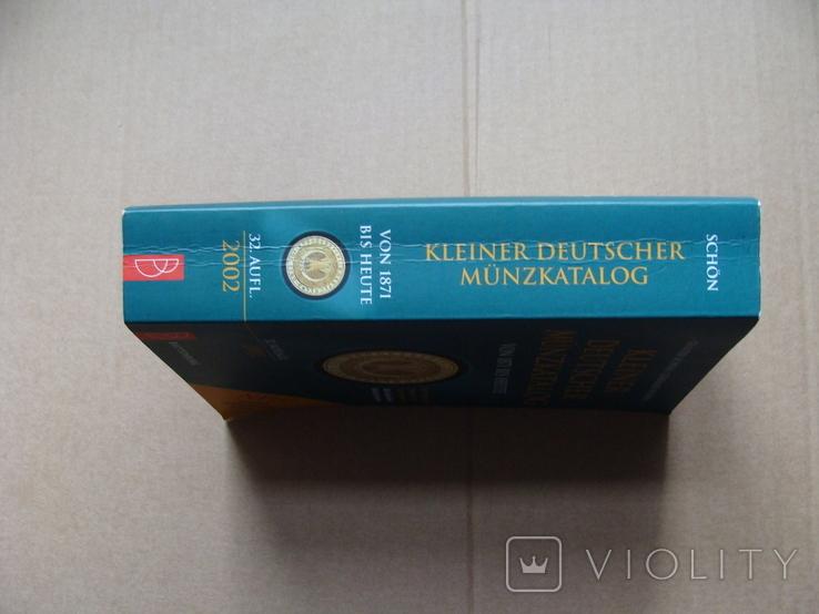 Kleiner deutscher Mnzkatalog 2002. Каталог немецких монет 2002 года 1, фото №3
