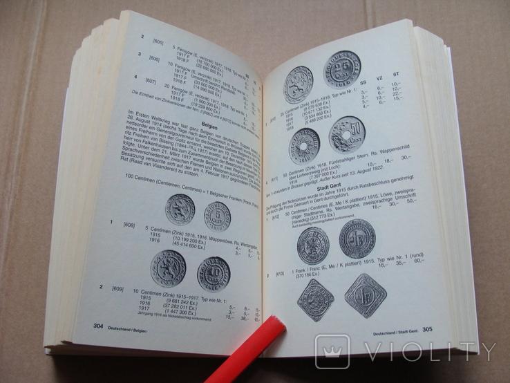 Kleiner deutscher Mnzkatalog 2002. Каталог немецких монет 2002 года 1, фото №8