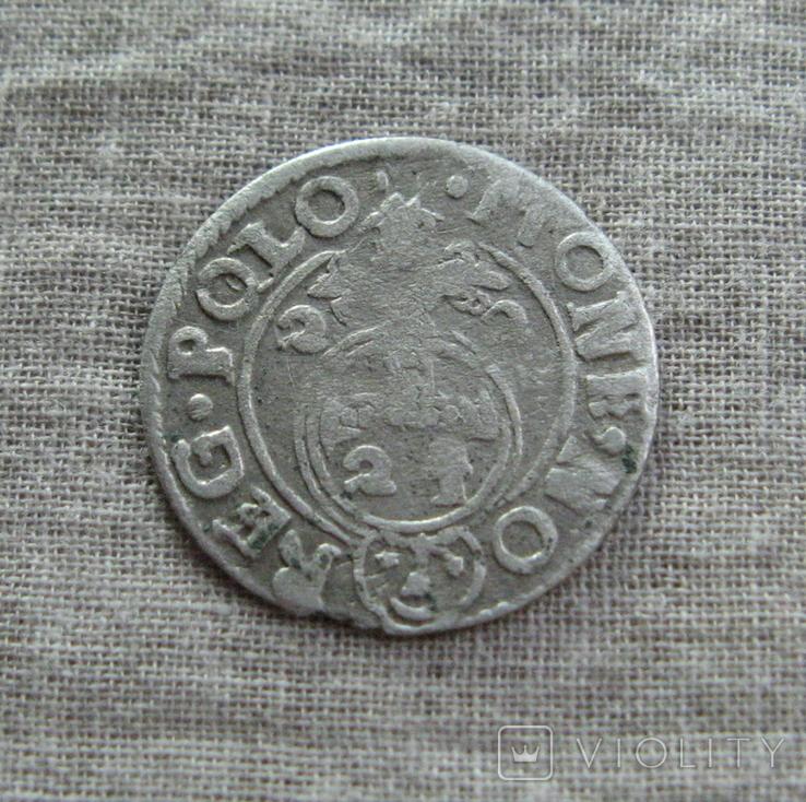 Полторак ( 1/24 талера ) 1622 года. Сиг. ІІІ Ваза. PO(O)LO, фото №7