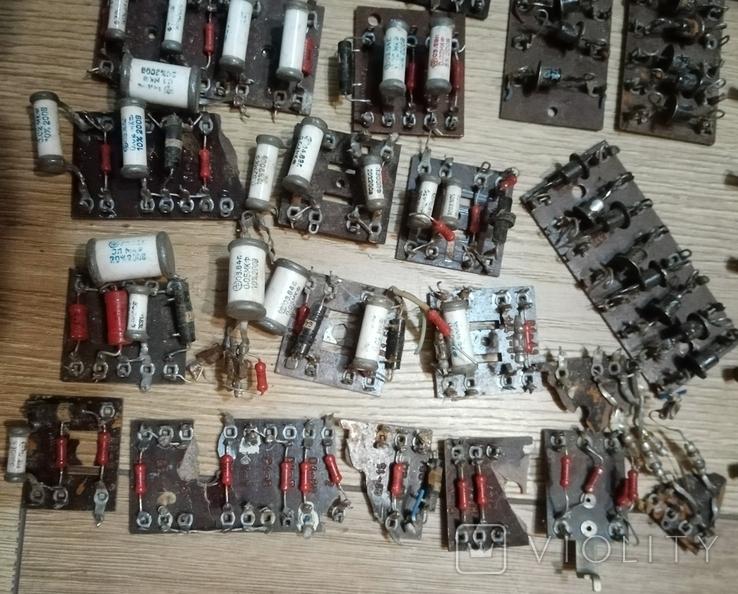Різні радіодеталі, фото №3