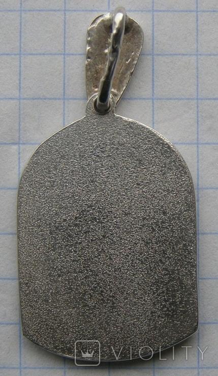 Кулон. Серебро 925 пр. Вес - 4,68 г., фото №4