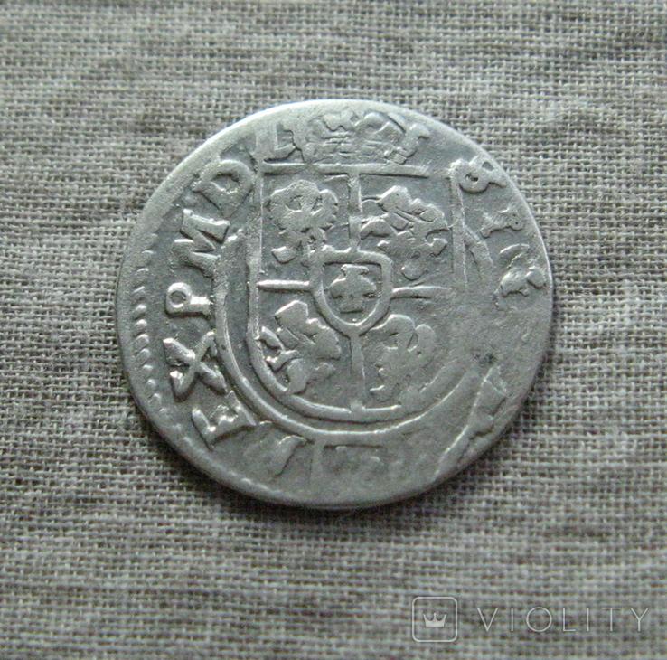 Полторак ( 1/24 талера ) 1615 года. Сиг. ІІІ Ваза., фото №5