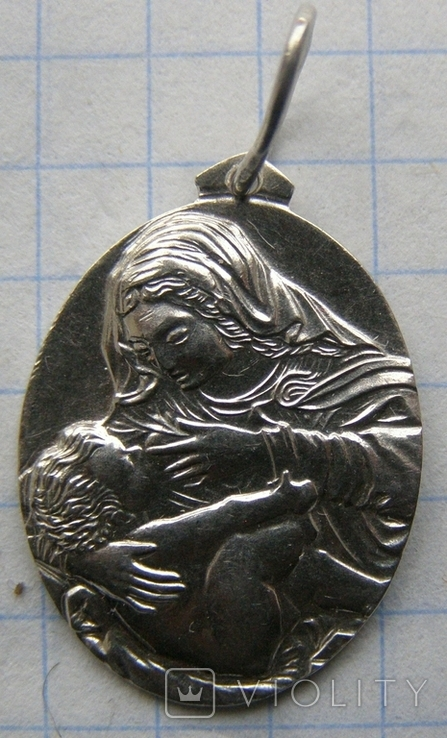Кулон. Серебро 925 пр. Вес - 2,64 г., фото №3
