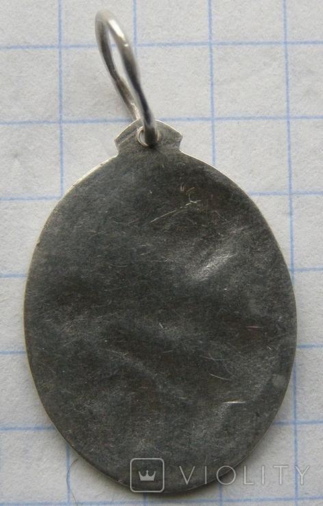 Кулон. Серебро 925 пр. Вес - 2,64 г., фото №4