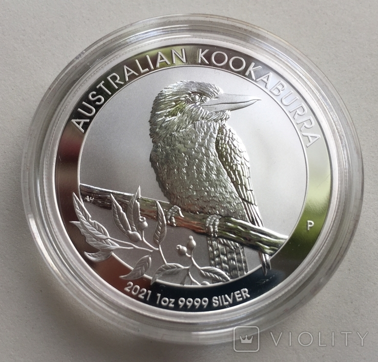 Новинка 2021 Кукабара Австралия Kookaburra, фото №2