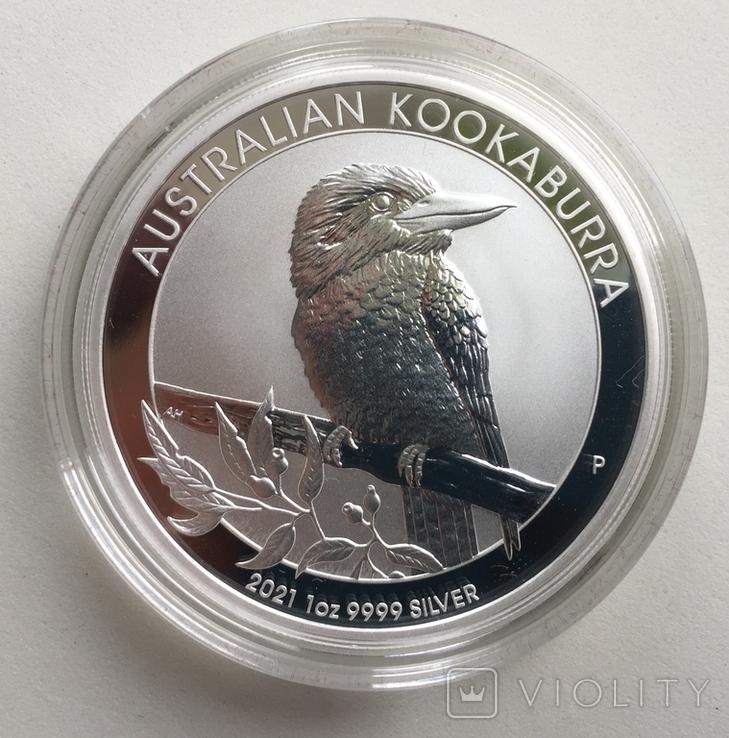 Новинка 2021 Кукабара Австралия Kookaburra, фото №3