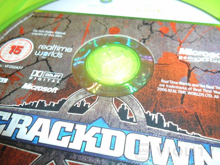 Диски лицензионные и гарнитура на приставку Xbox, фото №8