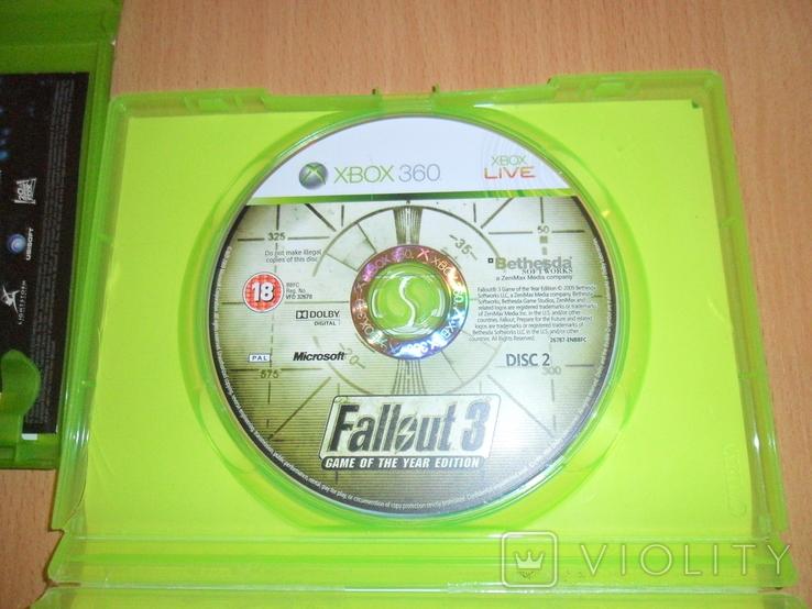 Диски лицензионные и гарнитура на приставку Xbox, фото №10
