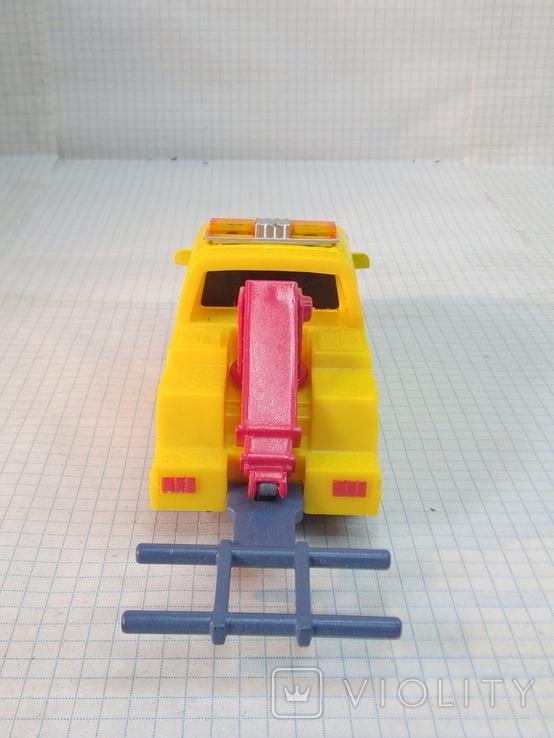 Маленькая моделька эвакуатор, фото №6