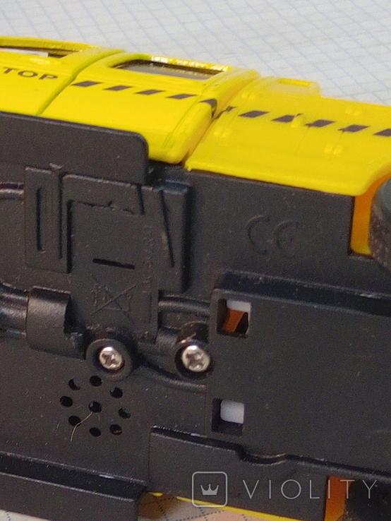 Маленькая моделька эвакуатор, фото №7