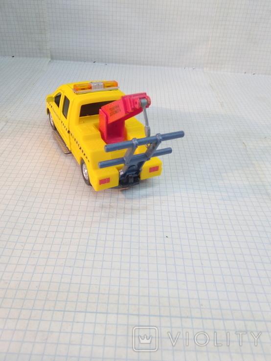 Маленькая моделька эвакуатор, фото №10