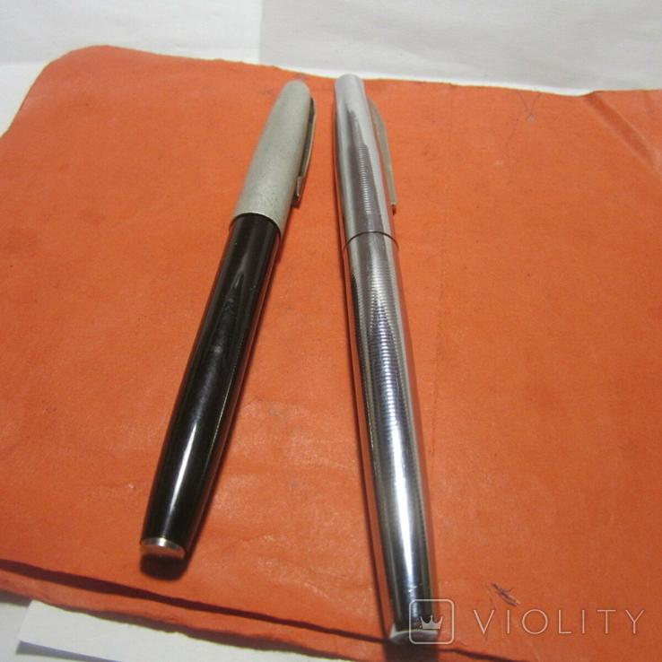 Чернильные ручки 2 шт., фото №5