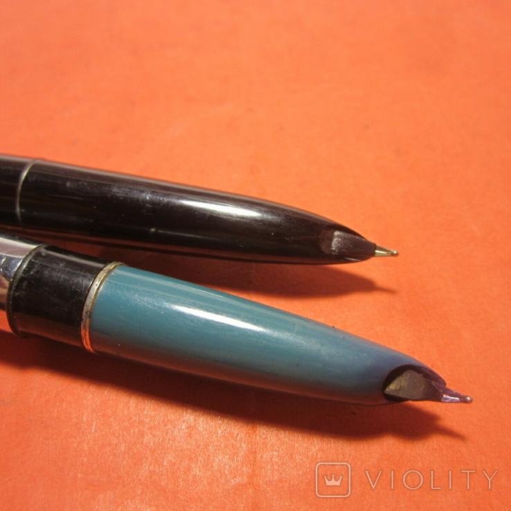 Чернильные ручки 2 шт., фото №10
